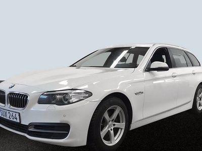 begagnad BMW 520 d xDrive Automat Dragkrok