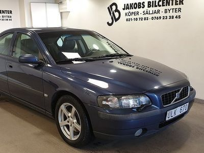 used Volvo S60 2.5T Business 210hk -04