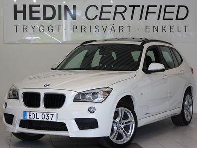 begagnad BMW X1 xDrive 20d M-sport Automat