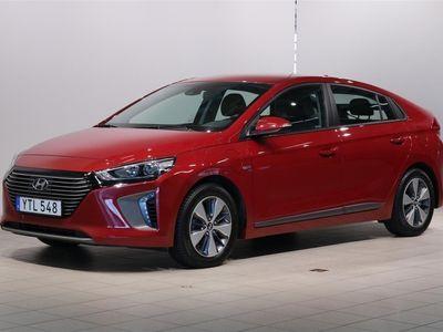 begagnad Hyundai Ioniq plug-in ComfortEco Holmgrens Edition