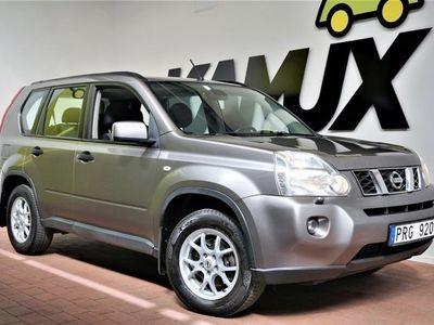 begagnad Nissan X-Trail 2.0 dCi 4x4 Drag S&V hjul