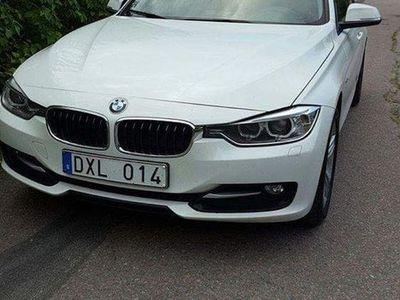 begagnad BMW 320 d xDrive Sedan Sport line