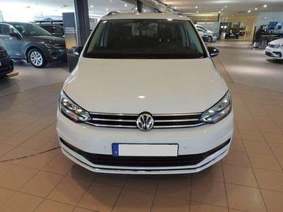 begagnad VW Touran 1.0 TSI 115 MAN IQ 7-SITS i