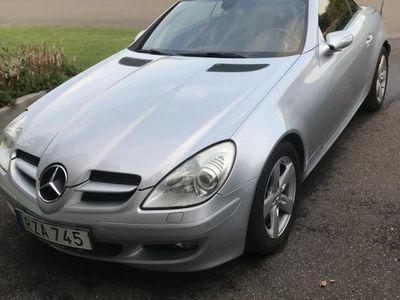 begagnad Mercedes SLK280 Mercedes Benz
