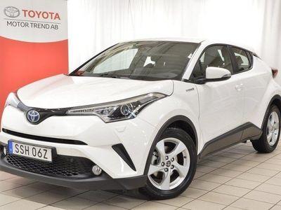 begagnad Toyota C-HR 1.8 Hybrid Active Vinterhjul Demo -19