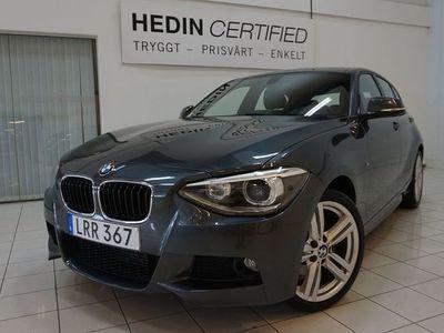 begagnad BMW 118 d xDrive M-Sport | M-värmare