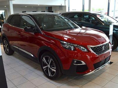 begagnad Peugeot 3008 Privatleasing