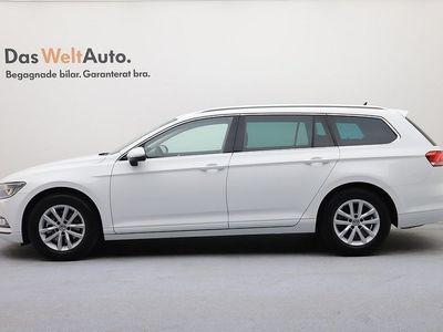 begagnad VW Passat SPORTSCOMBI TSI 150 Drag P-värmare