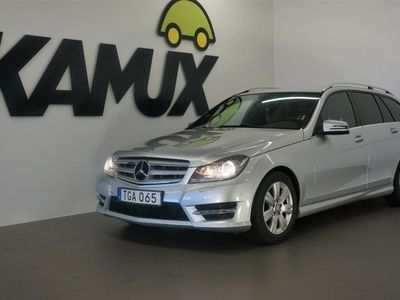 begagnad Mercedes C180 | AMG | Navi | Drag S&V-Hjul (156hk)