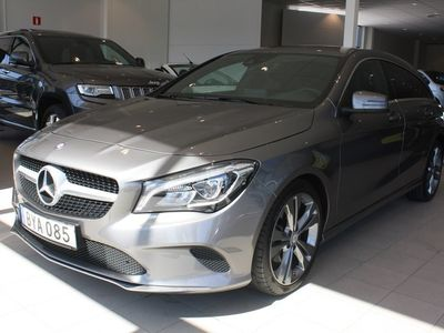 begagnad Mercedes CLA200 Shooting Brake d SE Edition