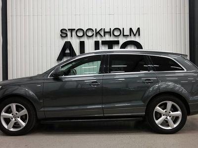 gebraucht Audi Q7 4.2 TDI quattro Automat 2009, SUV 239 900 kr