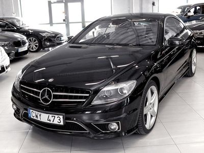 usata Mercedes CL63 AMG AMG Exclusive Leather (525hk)