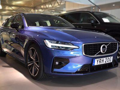 begagnad Volvo V60 D4 R-Design