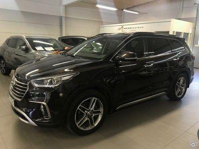 begagnad Hyundai Grand Santa Fe 2.2 CRDi 4WD 7-sits 200hk