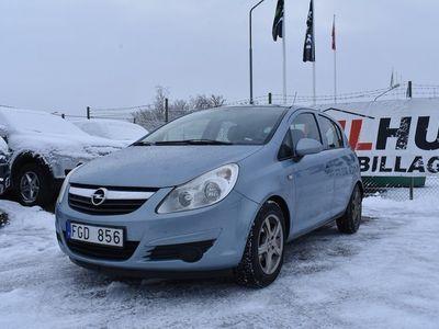 gebraucht Opel Corsa 5-dörrar 1.3 CDTI ecoFLEX 75hk