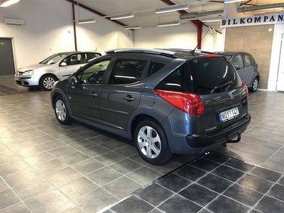 begagnad Peugeot 207 1,6 109hk Nybes,Nyserv,Diesel!