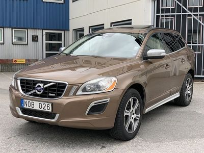 used Volvo XC60 D5 AWD Momentum, R-Design 215HK -12