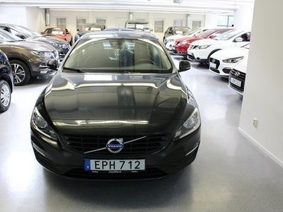 begagnad Volvo S60 D2 Geartronic Kinetic Euro 6 120hk