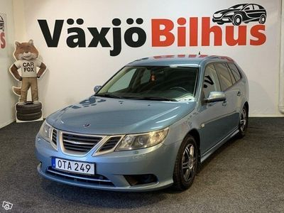 brugt Saab 9-3 SportCombi 1.8t BioPower Linear 175h -08