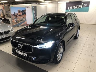 begagnad Volvo XC60 T5 AWD Geartronic Momentum Euro 6 250hk