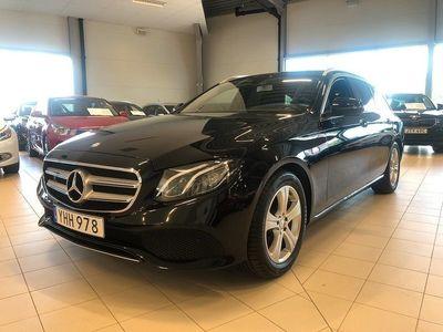 begagnad Mercedes 220 Benz E T d 9G-Tronic 2017, Personbil 279 900 kr