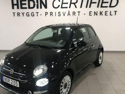 begagnad Fiat 500 - LOUNGE 1.2 69HK