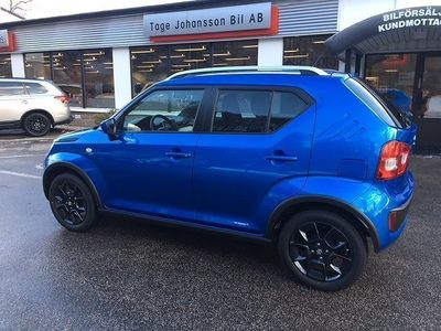 begagnad Suzuki Ignis 1.2 Exclusive Allgrip
