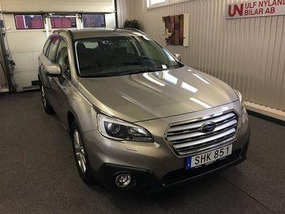 begagnad Subaru Outback 2.0D Base