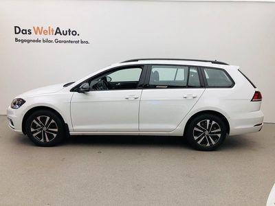 begagnad VW Golf SC IQ Drive 1.0 TSI 115hk *gamla skatten*