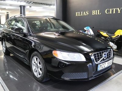 used Volvo V70 D2 Geartronic Kinetic 115hk -13
