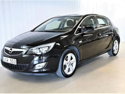 begagnad Opel Astra 1.4T Sport 5d