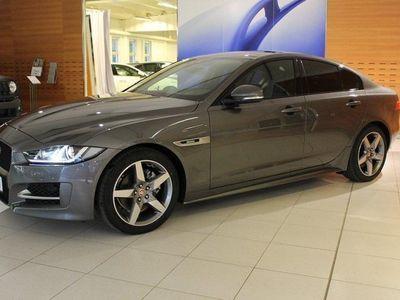 begagnad Jaguar XE R-sport