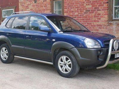 used Hyundai Tucson 2.0 4WD 141hk