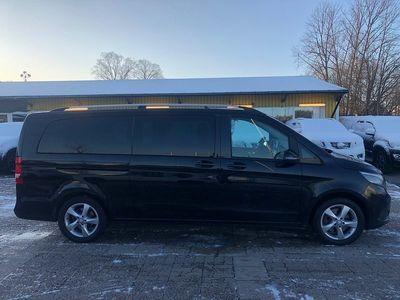 begagnad Mercedes V250 AUT 8-SITS LÅNG LÄDER DRA