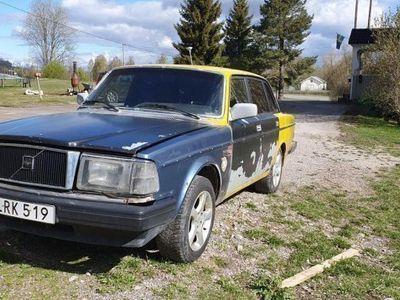 usado Volvo 240 -84