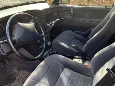 begagnad Saab 9000 turbo. 2,3e -95