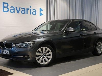 begagnad BMW 320 d xDrive Sedan, Nav, Head-up, Webasto