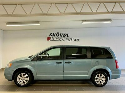 begagnad Chrysler Grand Voyager 3.8 V6 Automat 7-sits Nybes 2008, Personbil Pris 49 900 kr