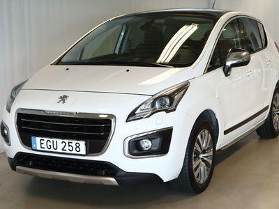 begagnad Peugeot 3008 ALLURE 1,6 HDi