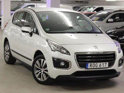 begagnad Peugeot 3008 Active 1,6 HDi 112hk - LEVERANSKLAR