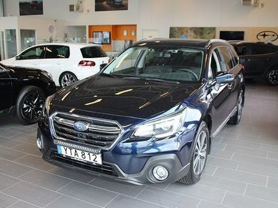begagnad Subaru Outback 2.5 4WD Lineartronic SUMMIT