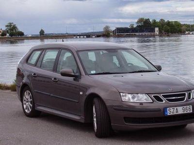 begagnad Saab 9-3 SportCombi 1.9 TiD Linear