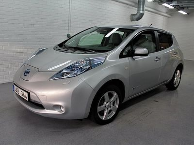 begagnad Nissan Leaf 24 kWh Single Speed 109hk -13