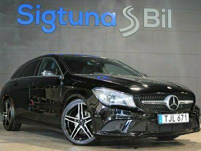 begagnad Mercedes 220 CLA Benzd Shooting Brake 7G-DCT Euro 6 2016, Sportkupé Pris 182 900 kr