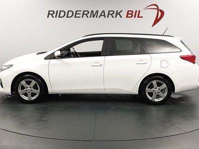 begagnad Toyota Auris 1.6 Valvematic Touring Sports (132hk)