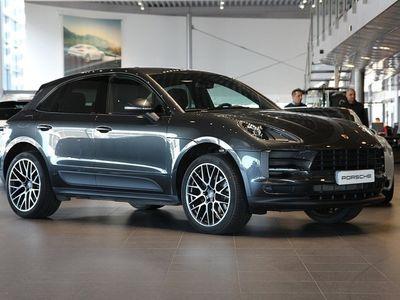 "begagnad Porsche Macan Nordic Panorama 21"" hjul"