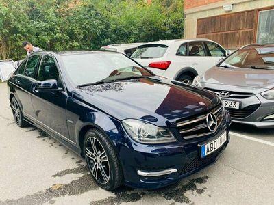 begagnad Mercedes C220 CDI 7G-Tronic Plus Avantgarde