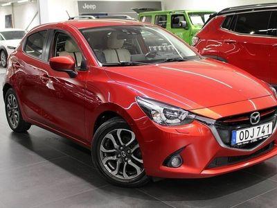 begagnad Mazda 2 Optimum 1,5 115hk 5D - GARANTI 6 ÅR
