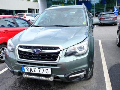 begagnad Subaru Forester 2,0 4WD