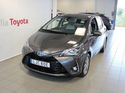 begagnad Toyota Yaris Elhybrid Active Comfort Pack SPI
